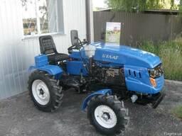 Мото трактор Булат Т160 фреза и плуг в подарок