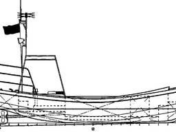 Мотобаркас промысловый прибрежный МБПП-9