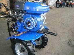 Мотоблок ДТЗ 470Б (бензин, 7 л.с., передачи 3/1, колеса...