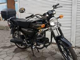 Мотоцикл Альфа 110 Spark SP110C-2C - фото 5