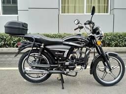 Мотоцикл Hornet Alpha (Classic) (125 куб. см, черный)