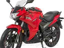 Мотоцикл Lifan LF200-10S (KPR) Sport Bike з водяним. ..