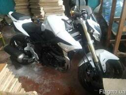 Мотоцикл Suzuki GSR 750 2013
