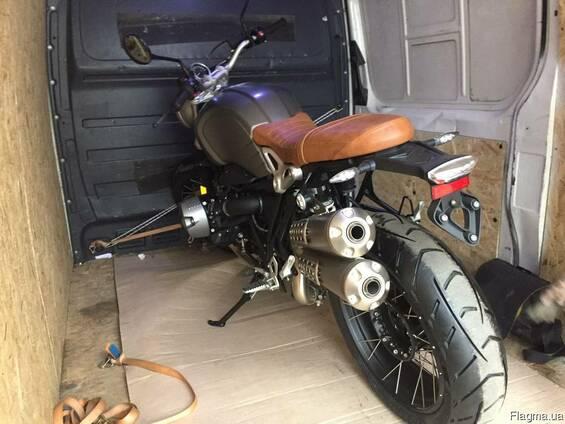 Мотоэвакуатор. Перевозки мотоциклов, квадроциклов.