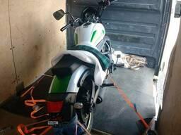 Мотоэвакуатор. Перевозки мотоциклов, квадроциклов. - фото 2