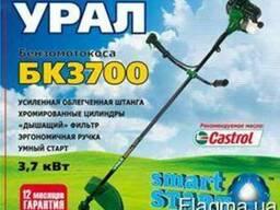 Бензокоса (бензотриммер) Урал БГ 3700