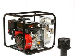 Мотопомпа бензиновая Weima WMQGZ80-30 (80 мм, 60 куб. м/час)