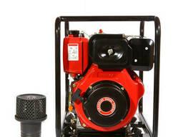 Мотопомпа дизельная Weima WMCGZ100-30 (12 л. с. , 120 м3/ч. ..