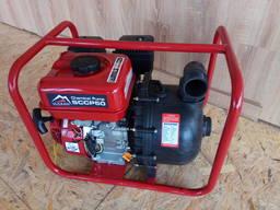 Мотопомпа для КАС, жидких удобрений, агрессивных химии, жидк - фото 2