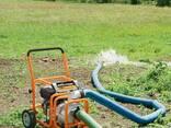 Мотопомпа для воды (60куб. /час) КАС, жидких удобрений - photo 3