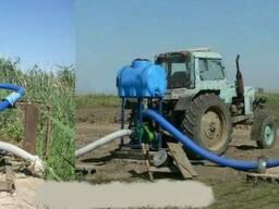Мотопомпа для воды (60куб. /час) КАС, жидких удобрений - photo 5