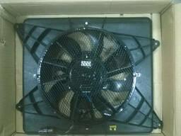 Мотор кондиционера 300506-00004 (Motor-condenser) для Doosan