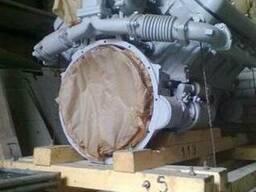 Новый двигатель ЯМЗ-238Д на самосвал МЗКТ-65158