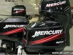 Мотор Mercury 15M - от Кептен,