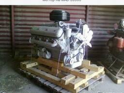 Мотор на МАЗ-53366