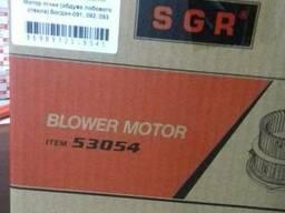 Мотор пічки (обдува лобового скла) Богдан 091, 092, 093.