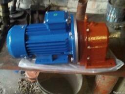 Мотор-редуктор 1МЦ2С-63-71-110/2.2кВт