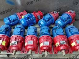 Мотор-редуктор 1МПз, 3МП-25, 3МП-31,5, 3МП-40, 3МП-50