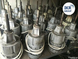 Мотор-редуктор Б/У (мешалка) SIREM для охладителя молока Mul
