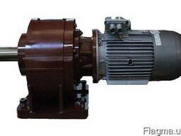 Мотор редуктор планетарного типа