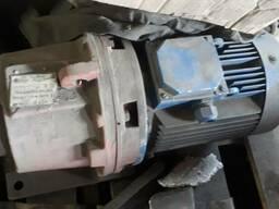 Мотор редукторы 3МП-50-22, 4-110