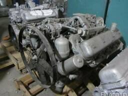 Мотор ЯМЗ-238ДЕ2-11 на седельные тягачи МАЗ-642505-221