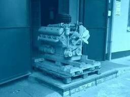 Мотор ЯМЗ-238М2-11 на дизель-электростанции АД100