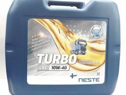 Моторна олива NESTE для турбодизельних вантажiвок Euro 3 / E