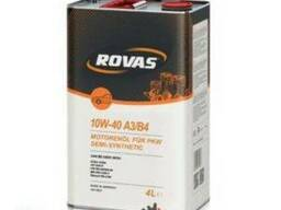 Моторное масло 10W-40 A3 / B4 от Rovas