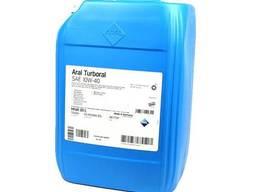 Моторное масло ARAL Turboral 10W-40 20л