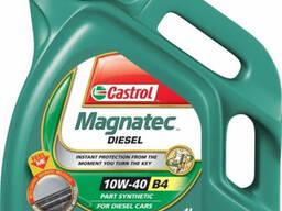 Моторное масло Castrol Magnatec Diesel 10w-40 B4, 4л (EU)