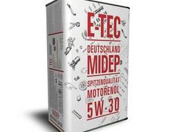 Моторное масло E-TEC TEC 5W-30