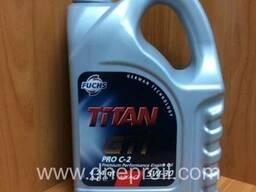 Моторное масло FUCHS TITAN GT 1 PRO C-2 5w-30 4л.