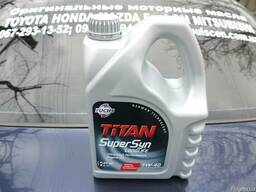 Моторное масло Fuchs Titan Supersyn Longlife SAE 5w-40, 4л