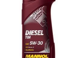 Моторное масло Mannol Volkswagen TDI 5W-30 1л