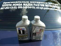 Моторное масло Mobil 1 Synthetic SAE 0W-40 1Qt (USA), 946мл