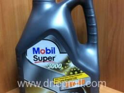 Моторное масло Mobil Super 3000 5W40 4 л.