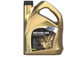 Моторное масло MPM Motoroil 5W-40 Premium Synthetic 5л