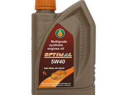 Моторное масло Optimal 5W-40 1л