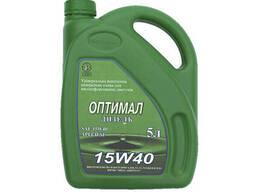 Моторное масло Optimal Дизель 15W-40 5л