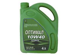 Моторное масло Optimal Классик 10W-40 4л