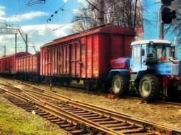 Мотовоз маневровый ММТ-2 (локомобиль)