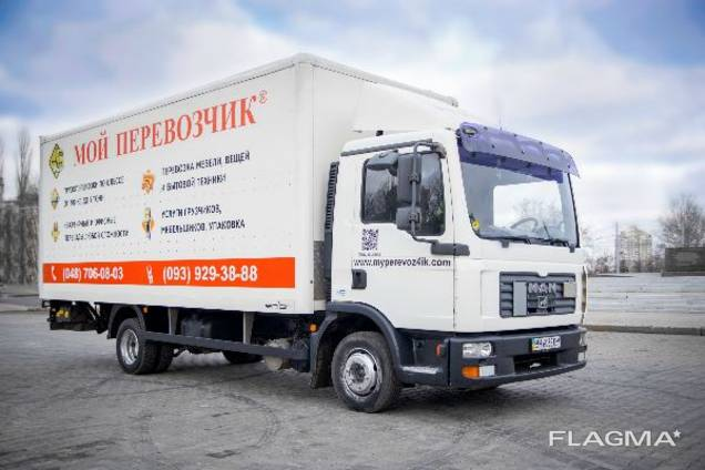 Перевозка мебели по Одессе и по Украине
