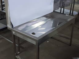 Мойка для разлива питьевой воды под бутыли 19 л
