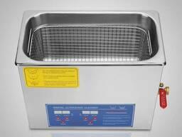 Мойка и ванна ультразвуковая на 6, 5 литра. Очистка загрязнен