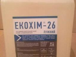 Моющее средство для алюминиевых поверхностей, Экохим 26. ..