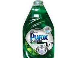 Моющее средство для посуды Purox 650ml (Германия)