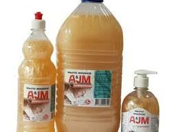 Моющие и чистящие средства AJM, Жидкое мыло AJM - фото 5