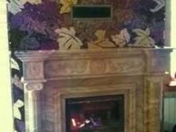 Мозаика панно мрамор