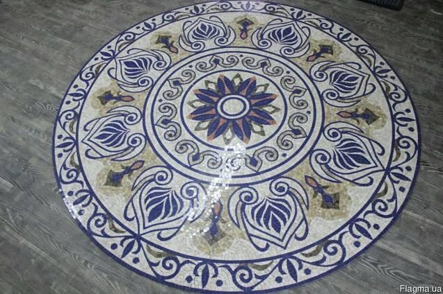 Мозаика из камня Кривой Рог